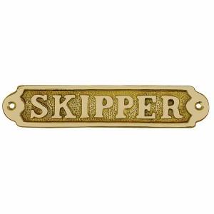Oznaka za vrata Skipper