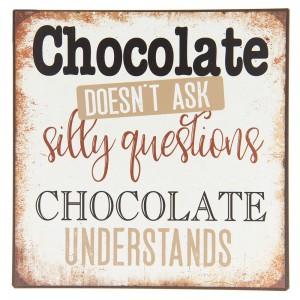 Tablica Chocolate doesnt..