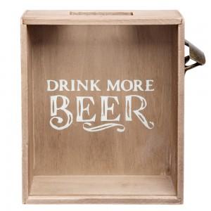 Škatla/odpirač za pivske zamaške
