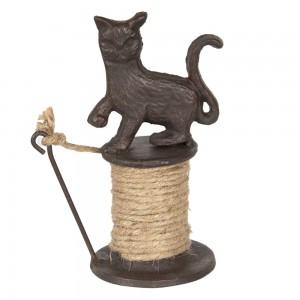 Stojalo z vrvico Mačka