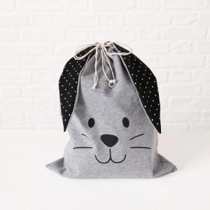 Tekstilna vrečka Zajec