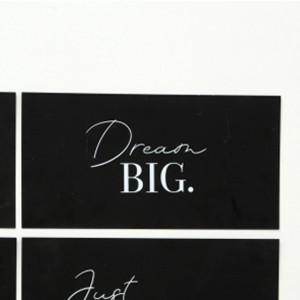 Tabla Dream big