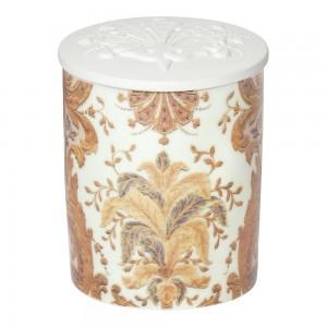 Dišeča sveča s keramičnim pokrovom, Marquise