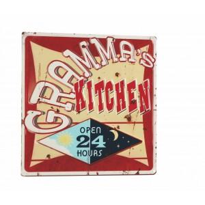 Tablica Grammas kitchen