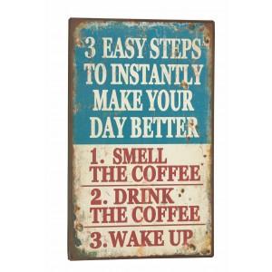 Tablica - 3 easy steps to