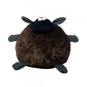 Polnjena igrača Črna ovčka - večja