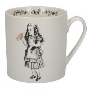 Skodelica za belo kavo Alice