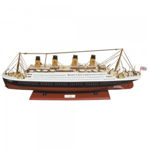Model ladje Titanic