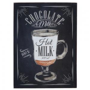 Tablica Chocolate milk…