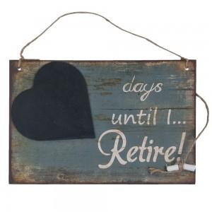 Obešanka Retire