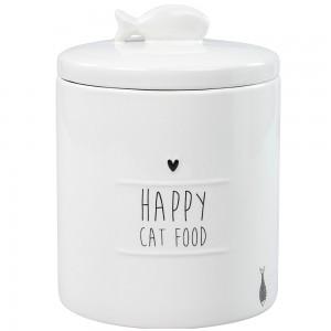 Posoda za shranjevaje Happy cat food