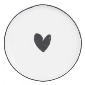 Desertni krožnik Srce