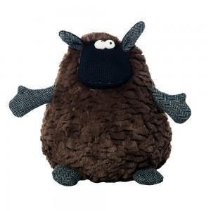 Polnjena igrača Črna ovčka -manjša