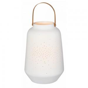 Svečnik z luknjicami